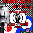 Mick's 50th Birthday invite