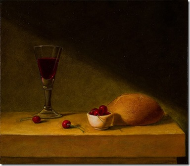 Eucharist-Still-Life-Painting