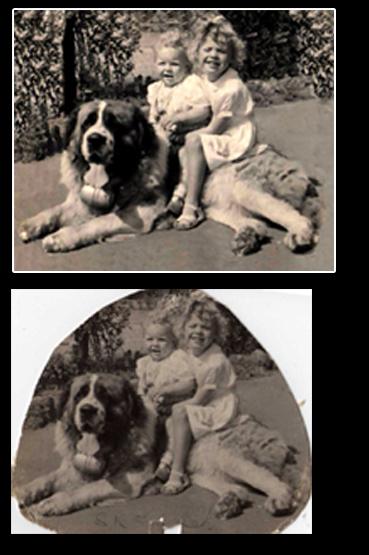 Photo restoration.